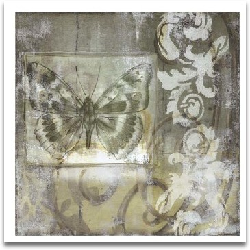 Butterfly & Ironwork I preview