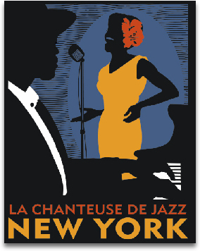 La Chanteuse De Jazz preview