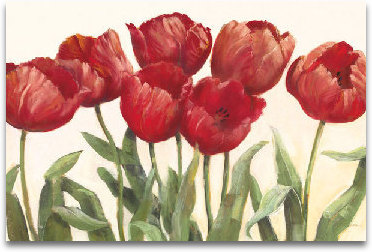 Ruby Tulips preview