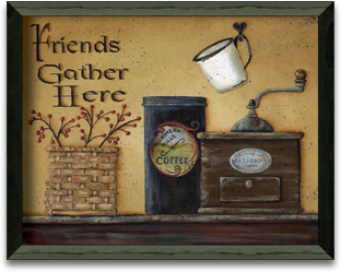 Friends Gather Here preview