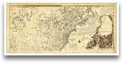 Antique Map Of Ameri...<span>Antique Map Of America IV</span>