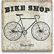 Bike Shop - 18x18