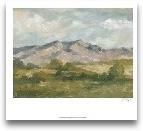 Impasto Landscape I