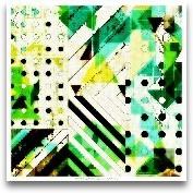 Dots & Stripes IV