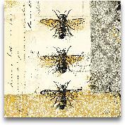 Golden Bees N Butter...<span>Golden Bees N Butterflies No 1</span>