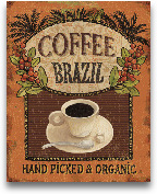Coffee Blend Label I...<span>Coffee Blend Label IV 8x10</span>