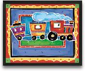 Train 10x8