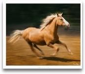 Blazing Horse I