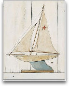 Pond Yacht II