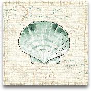Ocean Prints II - 12x12