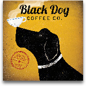 Black Dog Coffee Co....<span>Black Dog Coffee Co. 12x12</span>