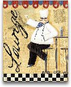 Chef's Break  II - 8x10