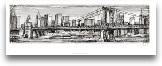 Pen &amp; Ink Citysc...<span>Pen &amp; Ink Cityscape I</span>
