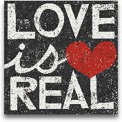 Love Is Real Grunge ...<span>Love Is Real Grunge Square  - 12x12</span>