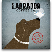 Labrador Coffee Co. ...<span>Labrador Coffee Co. 12x12</span>