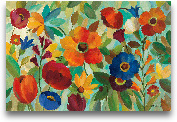 Summer Floral V - 36x24