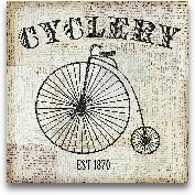 Cyclery - 18x18