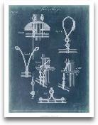 Nautical Detail Blue...<span>Nautical Detail Blueprint IV</span>