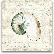 Ocean Prints III - 12x12