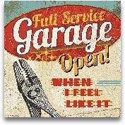 Mancave I - Full Ser...<span>Mancave I - Full Service Garage - 12x12</span>