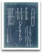 Nautical Detail Blue...<span>Nautical Detail Blueprint III</span>