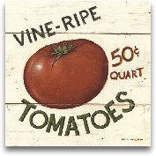 Vine Ripe Tomatoes-6x6