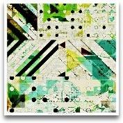 Dots & Stripes I