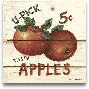 U-Pick Apples-6x6