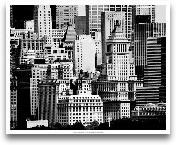 NYC Skyline IX