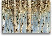 White Forest I 36x24