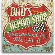Mancave IV - Dads Re...<span>Mancave IV - Dads Repair Shop - 12x12</span>