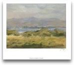Impasto Landscape VI