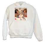 Youth Basic Hoodie - Brighter White