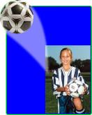 Soccer - Action Easel