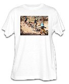Lady's Classic Tee - White