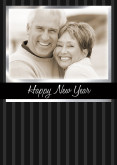5x7 Card: Happy New Year