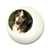 Dog Ball - White