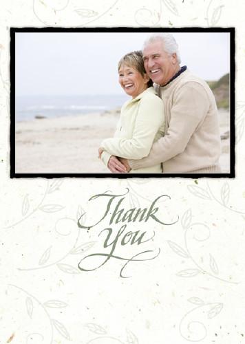 5x7 Card: Thank You
