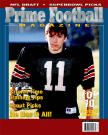"""8x10 """"Prime Football"""" Cover"""