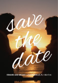 Swept Away - Save The Date