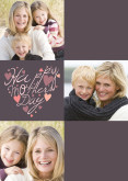 Heart Shaped Mother's Day Collage