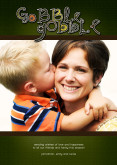 5x7 Card: Gobble Gobble