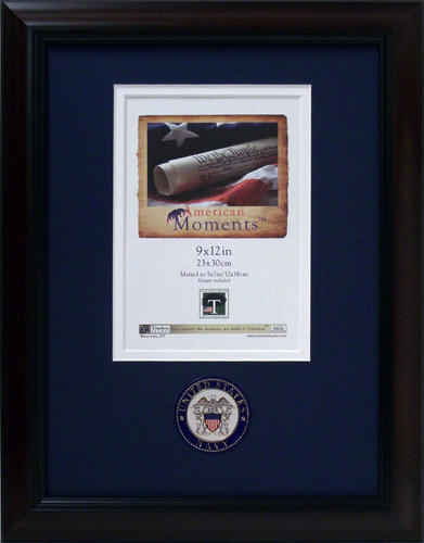 American Moments - Navy 9x12
