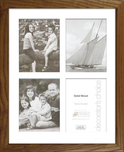Americana Collage - Natural Oak 8x10