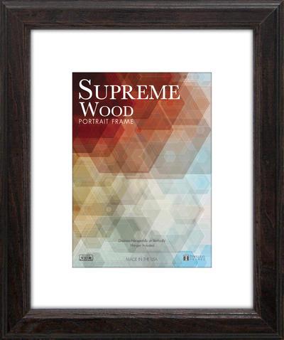 Supreme - Espresso 5x7
