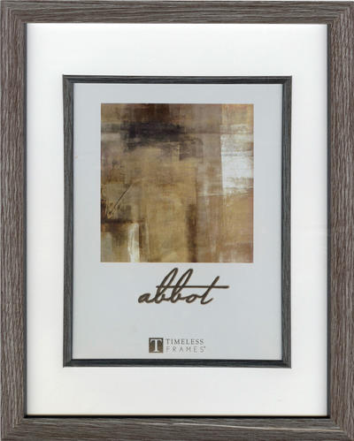 Abbot Gray 6x8