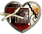 Scrapbook Magnet - Heart
