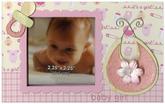 Scrapbook Magnet - Baby Girl