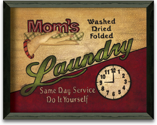 Mom's Laundry preview
