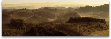 Sunrise Over Tuscany preview